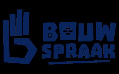 Bouwspraak: duidelijke communicatie op de bouwplaats!